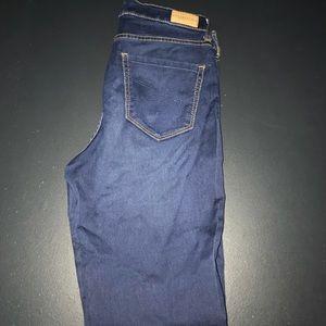 High waisted Aeropostale jeans